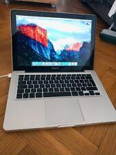 "Apple Macbook Pro 13"" - Intel Core2 Duo 2,26Ghz  SSD 500Go- 8Go Ram"