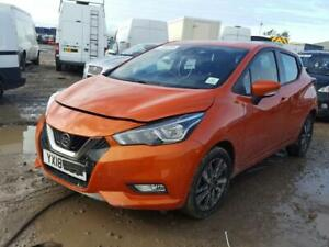 2018 NISSAN MICRA 1.0 PETROL BREAKING AUCTION FOR INTERNAL MIRROR