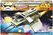 Class II Attack Vehicle The Phantom Attack Shuttle Action Figure Vehicle