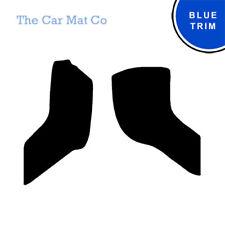Suzuki Carry 1999-2006 Fully Tailored Black Carpet Van Mats With Blue Binding