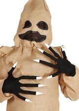 Slender Man Long Finger Monster Gloves