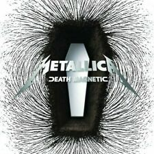 Metallica Death Magnetic 33 RPM 180g 2lp Vinyl Gatefold Cover