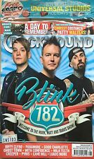 ROCK SOUND Magazine BLINK 182 Chrissy Costanza Patty Walters PARAMORE PVRIS
