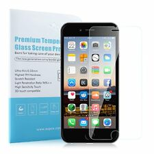 HD Clear iPhone 6S, 7S, 8S Premium Tempered Glass Screen Protector Aupox 0.33mm