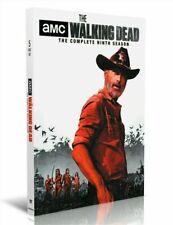 THE WALKING DEAD SEASON 9 DVD BRAND NEW SEALED THE COMPLETE NINTH SEASON AMC