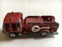 Tomica Tomy # 3 1/110 1975 SQURT FIRE ENGINE Made In Japan