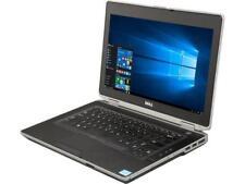 """DELL E6430 14.0"""" B Grade Laptop Intel Core i5 3rd Gen 3320M (2.60 GHz) 320 GB HD"""