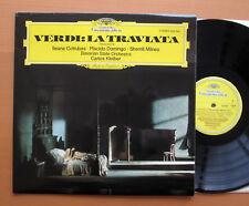 DG 2537 047 Verdi La Traviata Highlights Cotrubas Domingo Kleiber 1977 NM/EX