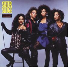 SISTER SLEDGE - When the boys meet the girls (CD 2007)   VERY RARE and HTF