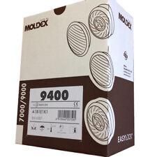 Box of Moldex 9400 A1B1E1K1 EasyLock Gas Filter for Mask 7000/9000