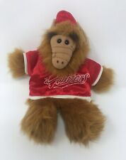 "Vintage ALF hand puppet in ""Orbiters"" baseball outfit (Burger King) 1988"