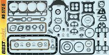 New 1955-1964 Ford Mercury V8 272-292 Full Complete Engine Overhaul Gasket Set