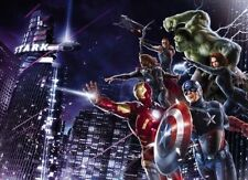 Komar 4-458 Fototapete Marvel Avengers Age of Ultron 184 x 254 cm mit Kleister