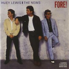 CD - Huey Lewis & The News - Fore! - #A1319