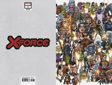 X-FORCE #1 BAGLEY EVERY MUTANT EVER VARIANT DX (06/11/2019)