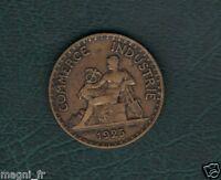 2 francs 1923 - Chambres de Commerce - Bronze/alu  (Ref 38)