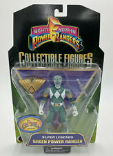 Power Rangers Collectible Super Legends Green Power Ranger (2008) Mighty Morphin