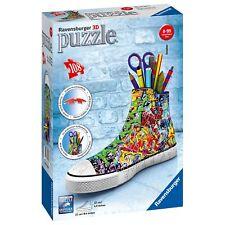 Ravensburger Kids Graffiti Sneakers 108Pc 3D Jigsaw Puzzle