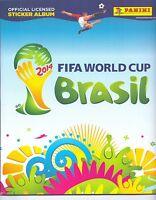 Panini WM 2014 in Brasilien aus Liste 20 Sticker aussuchen auch Glitzer