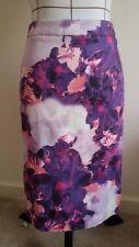 Sportscraft Signature ladies floral skirt size 6
