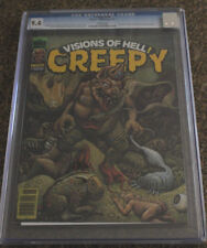 CREEPY 108 Warren Publishing CGC 9.4 NM NEAR MINT