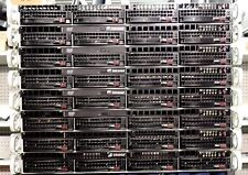 "Lot of 8 Intransa VA200ST-BASE-8TB-1 Storage Server 4 x 3.5"" HDD 2GB 2.33GHz"