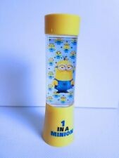 LED-Lampe  Minions 6 x 18 - Dekoleuchte Kinder mit Farbwechsel Neu ( A5 )