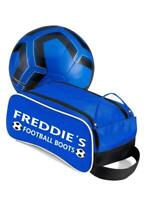 Personalised Football Boot Bag - Custom Football Boot Bag - Double Zip Bootbag