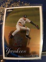 2010 Topps Derek Jeter #165 Baseball Card