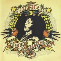 RORY GALLAGHER tattoo (CD album, remastered) blues rock, classic rock, very good