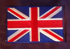 Union jack écusson patch drapeau DRAPEAU FLAG uk Angleterre united Kingdom aufbügler