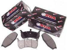 Alfa Romeo GTV2000 1972-1980 FRONT & REAR Disc brake Pads NEW FULL VEHICLE SET
