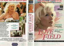 LOVE FIELD - Michelle Pfeiffer -VHS -PAL -NEW-Never played!- Original Oz release