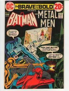 BRAVE & THE BOLD #103 BATMAN & METAL MEN! WARGAMES/SKYNET/ROBOTS LIB? GRAB THIS!