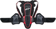 Alpinestars Nucleon KR-3 Black Light Motorcycle Racing Sports Back Protector