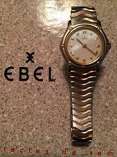 Ebel Classic Wave 1057901/18113278 Wrist Watch for Women
