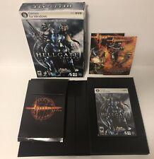 Hellgate London Collector's Edition (PC, 2007) Big Box Rare Complete CIB