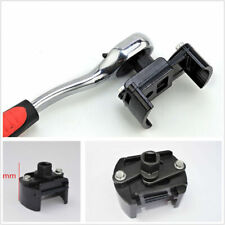"Universal Car 60-80mm Oil Filter Wrench Cup 1/2"" Housing Tool Remover Spanner &"