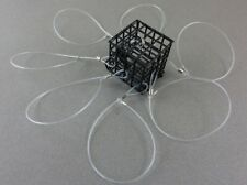 7 LOOP Crab Snare with Bait Cage YOU CAN CRAB WITH YOUR FISHING ROD Cast It