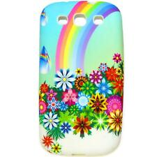 SAMSUNG GALAXY S3 SIII I9300 Soft Silicon Back Cover Case Random Color