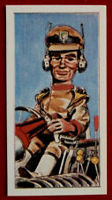 STINGRAY - Card #02 - PHONES - CADET SWEETS (1964) - Gerry Anderson