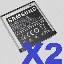 2 FOR 1 Samsung OEM EB575152VA battery Galaxy S Vibrant T959 d700 i897 gt-i9000