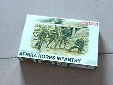 Dragon 1/35 #6138 German Afrika Korps Infantry