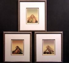 Frank Howell 3 lithograph set Spring's Promise Summer's Morning Seasons Turning