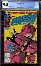 Daredevil # 181 CGC 9.8 White (Marvel, 1982) Death of Elektra