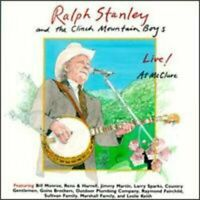 Ralph Stanley - Live! At McClure [CD]