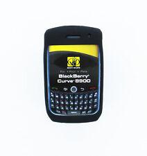 Body Glove Silicone Case + Swivel Belt Clip /Kickstand for BlackBerry Curve 8900