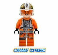 LEGO Minifigure Star Wars Biggs Darklighter - Pilot - sw944 FREE POST