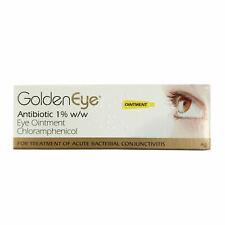 GoldenEye 1% Eye Ointment - 4g