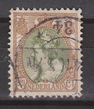 NVPH Netherlands Nederland 70 used Wilhelmina bontkraag 1899-1921 Pays Bas